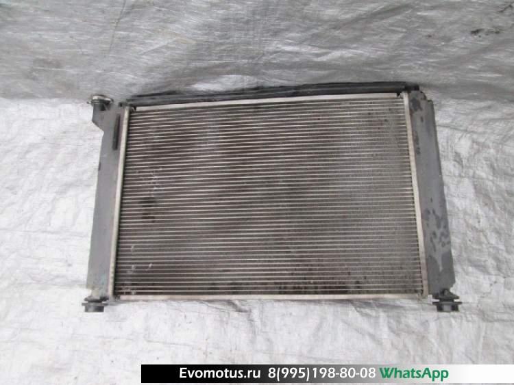 Радиатор двигателя  1AZ TOYOTA ALLION AZT240  (Тойота Аллион)