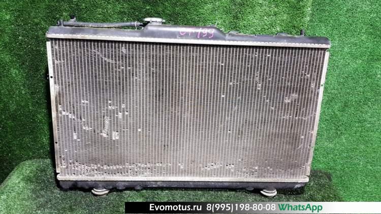Радиатор двигателя  3C-T TOYOTA CALDINA CT199  (Тойота Калдина)