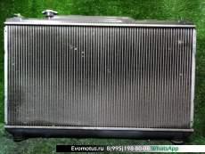 радиатор основной на 5S-FE TOYOTA  CAMRY GRACIA SXV25 (Тойота Камри  Грация)