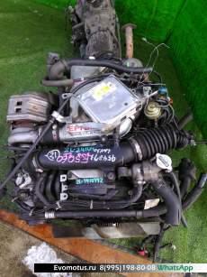 Двигатель 2L-TE TOYOTA SURF LN130 (Тойота Сюрф)