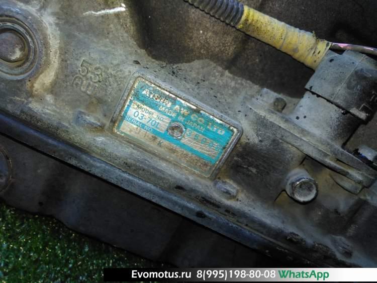акпп 0370L  на 1G-FE TOYOTA  CROWN GS131;GS130 (Тойота Краун)