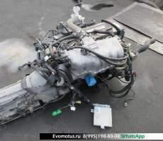 двигатель RB20-DET на NISSAN SKYLINE HCR32 (ниссан скайлайн)