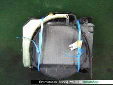 радиатор двигателя  ka24de NISSAN CARAVAN e25 (Ниссан Караван)