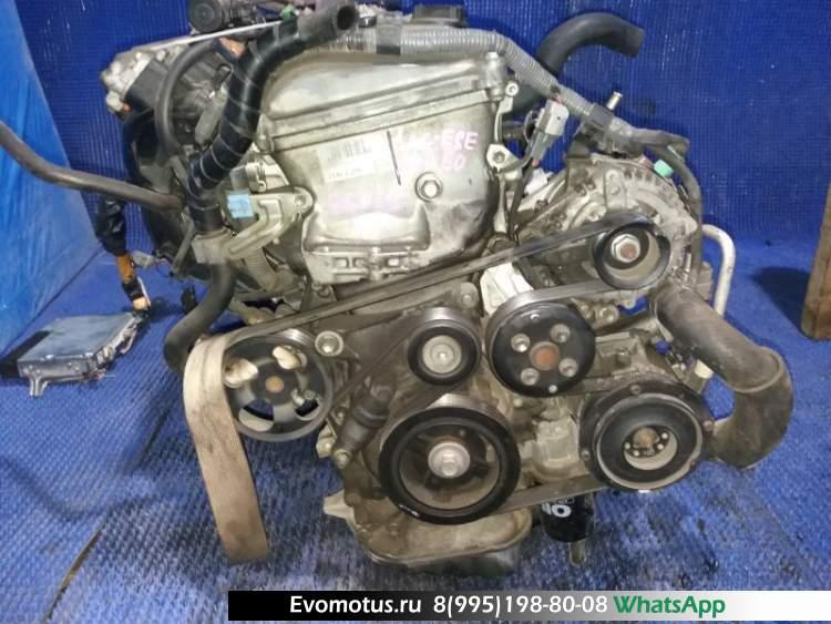 двигатель 1AZ-FSE на TOYOTA NOAH AZR60 (тойота ноах)