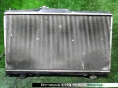 радиатор основной на 2C-T TOYOTA  PREMIO CT210 (Тойота Премио)