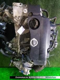 двигатель  на QR25DE NISSAN  TEANA TNJ32 (Ниссан Теана)