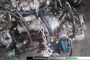 АКПП W4A321LMF на 4D68T MITSUBISHI RVR N28W  (Мицубиси Рвр)