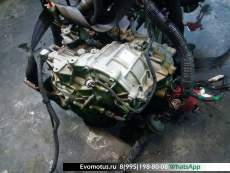 АКПП  на 2SZ-FE TOYOTA VITZ SCP13  (Тойота Витц )