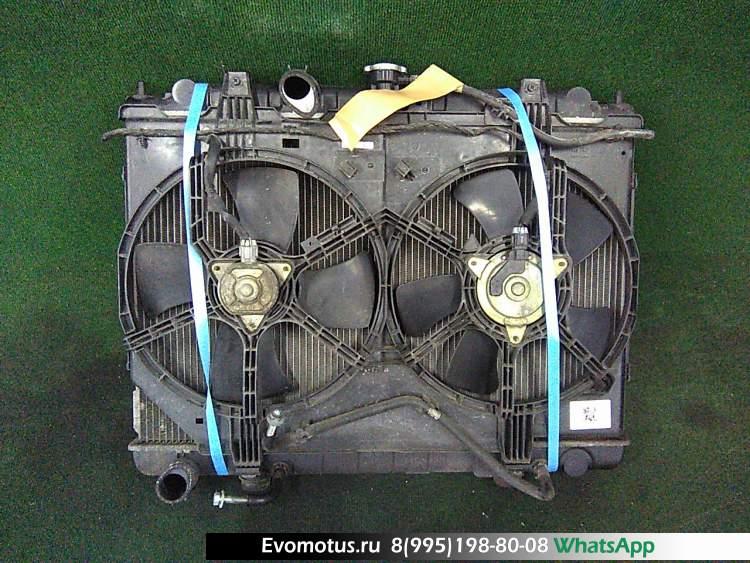 радиатор двигателя  qr20de NISSAN SERENA c24 (Ниссан Серена)