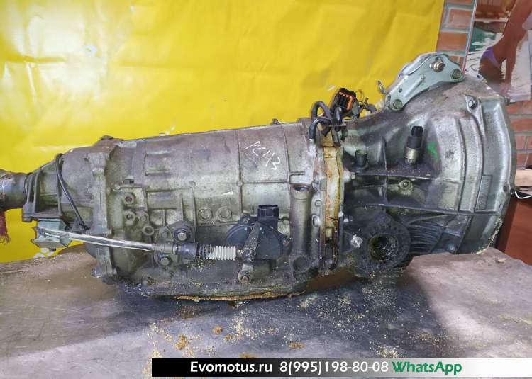 АКПП TZ103ZB1AA на EJ20 SUBARU FORESTER SF5 (субару форестер)