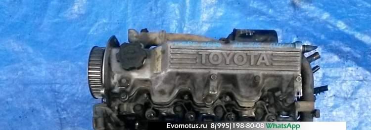двигатель 1C на TOYOTA SPRINTER (тойота спринтер)
