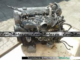 двигатель 4HG1 Isuzu ELF NPR71 (исузу эльф) мех тнвд