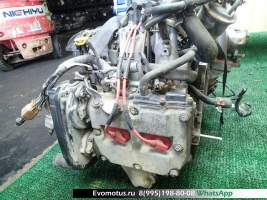 двигатель EJ201 на SUBARU FORESTER SF5 (субару форестер)