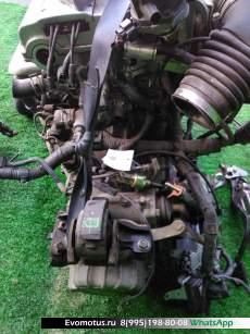 мкпп на 4A-GE TOYOTA  CERES AE101 (Тойота Церес )