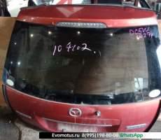 Дверь 5-я Mazda Verisa DC5W  27Y