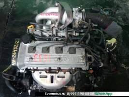 Двигатель 4E-FE TOYOTA SPRINTER EE111 (тойота спринтер) катушка