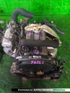двигатель  4G63T MITSUBISHI   AIRTREK CU2W (Мицубиси Аиртрек)