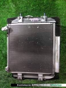 Радиатор двигателя  K3-VE TOYOTA PASSO QNC10  (Тойота Пассо)