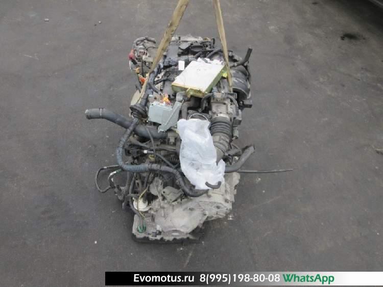 АКПП RE0F06A FP57 на QR20DE NISSAN  SERENA TC24 (Ниссан Серена)