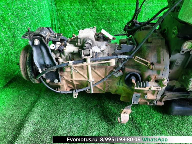 МКПП RS5R50A на FD42 NISSAN ATLAS H41 (Ниссан Атлас)