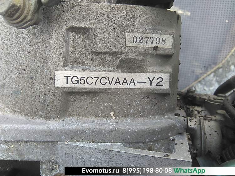 АКПП  tg5c7cvaaa на ez30d SUBARU LEGACY bpe (Субару Легаси)