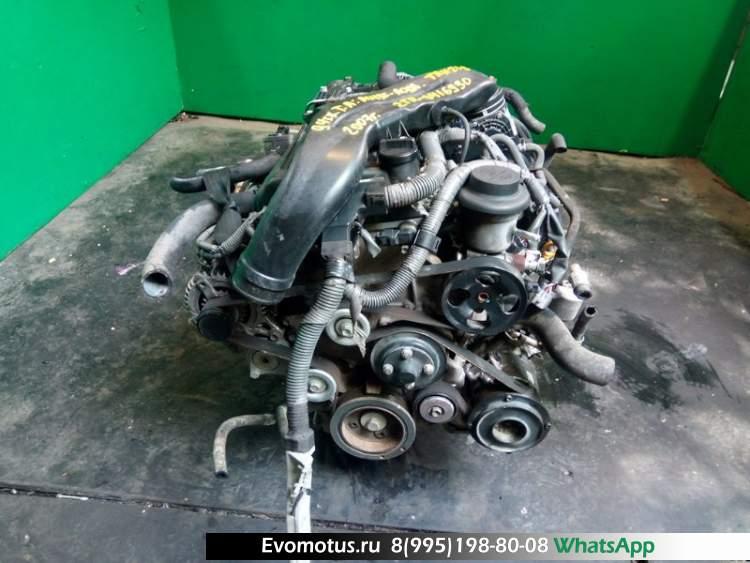 Двигатель 2TR на TOYOTA HIACE TRH211 (тойота хайс)