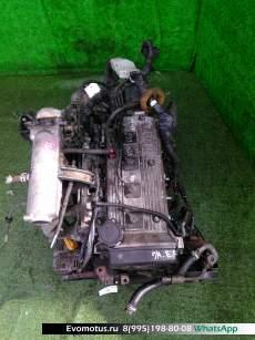 Двигатель 5E-FE TOYOTA TERCEL EL55 (Тойота Терцел)