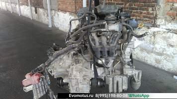 Двигатель 1KR-FE TOYOTA YARIS KSP92 (Тойота Ярис)