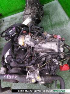 Двигатель  6G72 MITSUBISHI  PAJERO V73W (Мицубиси Паджеро)