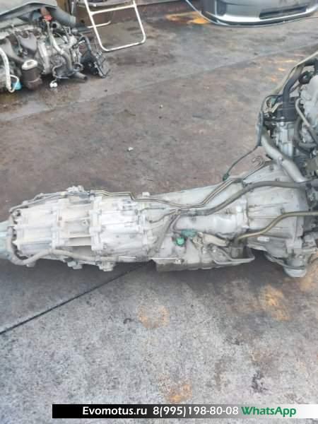 АКПП RE5R05A RC33 на VQ35 NISSAN   ELGRAND NE51 (Ниссан  Эльгранд)