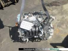 Двигатель 3ZRFE TOYOTA NOAH ZRR70 (Тойота Ноах)