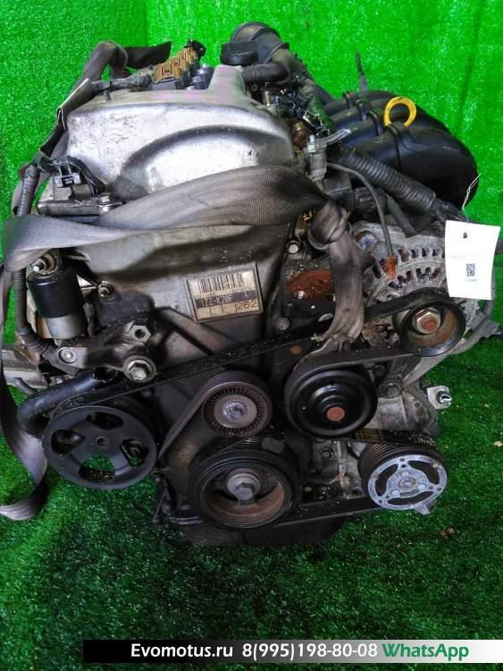 двигатель на 1ZZ-FE TOYOTA  FIELDER ZZE124;ZZT245;ZNE14 (Тойота Филдер)