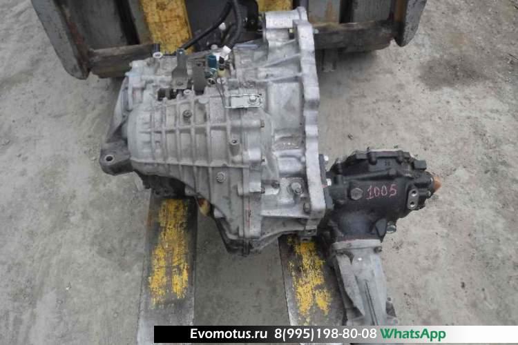 АКПП U151F на 1MZ LEXUS RX300 MCU36 ( Лексус Рх300)
