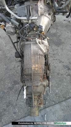АКПП TZ1B4ZSCAA на EJ20 SUBARU LEGACY BH5 (субару легаси)