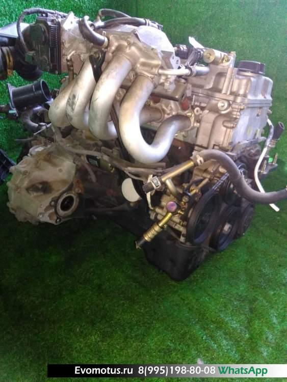 двигатель  QG15DE на NISSAN WINGROAD WFY11;VFY11;FB15;N16;FG10 (Ниссан Вмнгроад)