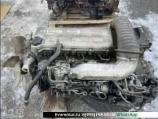 двигатель J08C HINO RANGER FE1J (хино рейнжер)