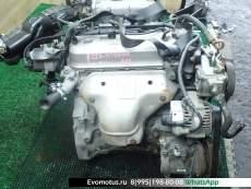 двигатель F22B на HONDA ODYSSEY RA2 ( хонда одиссей)