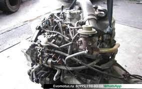 двигатель 3C на TOYOTA NOAH CR40 (тойота ноах)