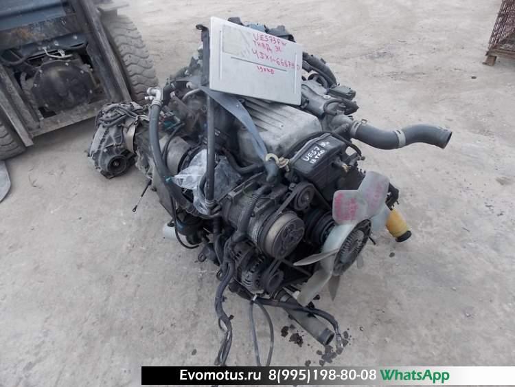 двигатель 4JX1TE ISUZU WIZARD UES73 (Исузу Визард)
