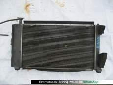 Радиатор двигателя  1NZFXE TOYOTA PRIUS NHW11  (Тойота Приус)