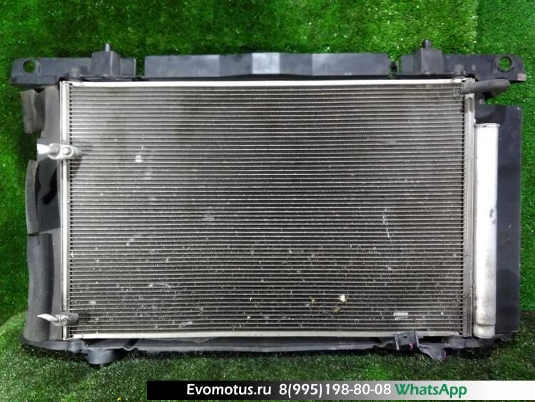 Радиатор двигателя  2ZR-FE TOYOTA COROLLA RUMION ZRE152  (Тойота Королла Румион )