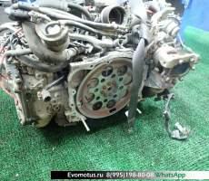 двигатель EJ20G на SUBARU FORESTER SF5 (субару форестер)