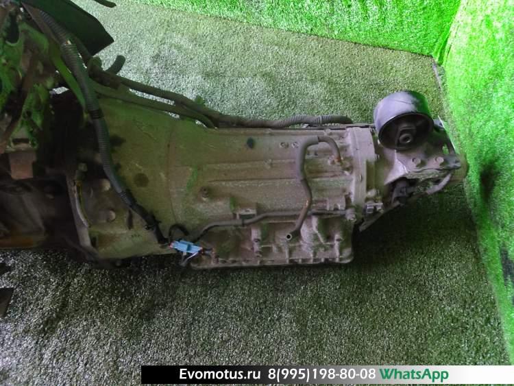 АКПП RE4R01BCA51 на KA24DE NISSAN  CARAVAN CQGE25 (Ниссан Караван)