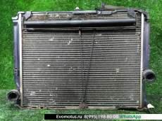 радиатор основной на 1KZ-TE TOYOTA  HIACE KZH120 (Тойота Хайс)
