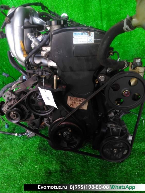 двигатель на 4E-FE TOYOTA  STARLET EP95 (Тойота Старлет)