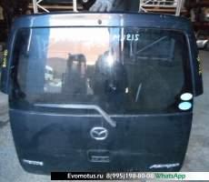 Дверь 5-я Mazda Az Wagon MJ21S   ЧЕРНЫЙ