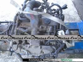 двигатель F8 на MAZDA BONGO SK82VN (мазда бонго)