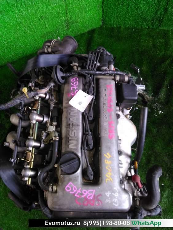 двигатель  SR18DE на NISSAN AVENIR W10;EU13;P10;WHY10;PR10 (Ниссан Авенир)