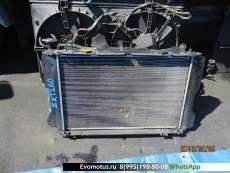Радиатор двигателя  2ZR TOYOTA PREMIO ZRT260  (Тойота Премио)