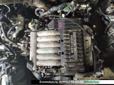 Двигатель  6G73 MITSUBISHI  DIAMANTE F41A (Мицубиси Диамант)